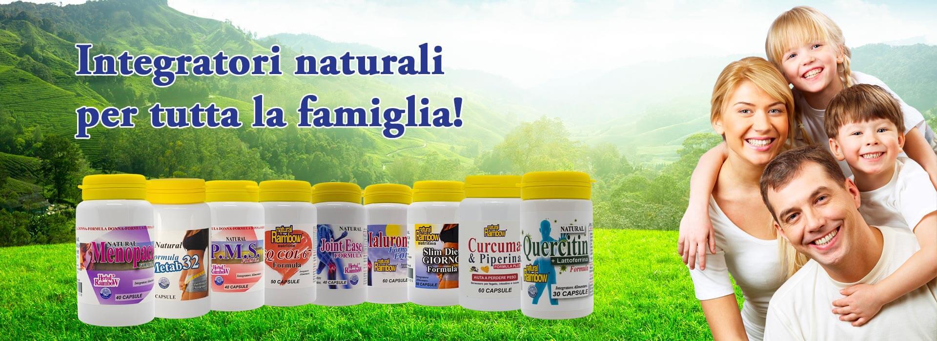 Natural Inca per tutta la famiglia